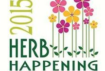 Herb Happening 2015 / The Biggest Herbal Event for 2015 taking place in Midrand, Johannesburg, South Africa - at The Herb Farm - 30, 31 October & 1 November 2015.