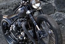 Motorcycles / Elegant Highend Motorcycles