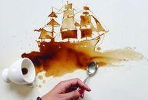 Arte Fuudly / Quando il piatto diventa un'opera d'arte