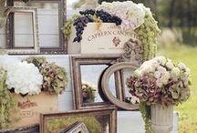 Wedding 写真でイメージ&小物