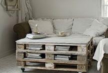 Pallet Home Decoration