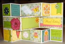Creative Card Projects / Inspiration for creating simple, gorgeous cards...