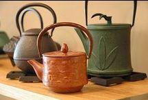 Japan: Kettles, Teapots & Bowls