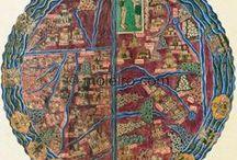 Art: Map Illustration II / Cartographia phantastisch & almost......