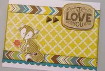 CTMH February 2014 Stamp of the Month / 'Wild About Love' is the February SoTM from CTMH. This adorable stamp set is perfect for creating fun card designs and colourful titles and embellishments on scrapbooking layouts. Available only in February 2014, this is a must-have set for your stamp collection. http://scrapstampshare.blogspot.com.au