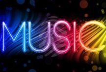 M U S  I C......I like....in video / Music.... makes me feel.....so good / by Katerina Vikia-Sakellari (kvs artcreations)
