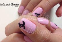 Chanel! / Nail design