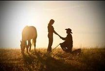 Inspirational Cowboy Ranch