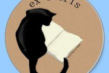 Art: Book Plates: Cats