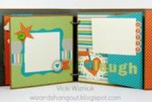 Baby Cards and Layouts with CTMH / Gorgeous ideas and inspiration for creating baby-themed cards and layouts.