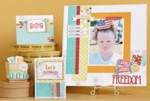 CTMH June 2014 Stamp of the Month / Check out these great ideas, inspiration and gorgeous crafty projects using the CTMH June 2014 SotM 'Kaboom'.  To find out how you can get this fun stamp set for only $5.00 in June 2014, visit www.ScrapStampShare.ctmh.com.au
