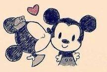 Disney is love.