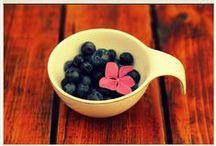 Zdrowo i smacznie / Zdrowe produkty spożywcze z krótkim opisem ich zalet