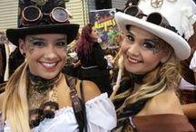 STEAMPUNK BARCELONA / Ferias steampunk del 2014, 2015 y 2016!  Siéntete libre de añadir fotos!