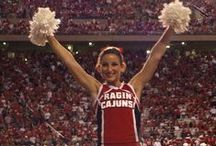 Ragin' Cajuns / Lafayette, Louisiana, is home to the University of Louisiana at Lafayette, the Ragin' Cajuns! / by Lafayette Travel
