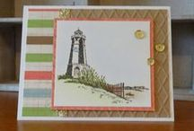 Seaside Greetings Stamp Set (CTMH) / The Close To My Heart stamp set Seaside Greetings is featured in the CTMH Annual Inspirations Idea Book.  To see ideas using this stamp set, visit scrapstampshare.blogspot.com.au