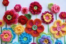 Crochet spring / Tavaszi horgolások