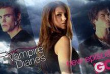 The Vampire Diaries (2009 - 2017)