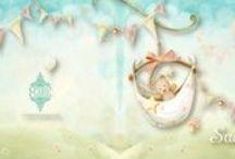 Geboortekaarten / De mooiste geboortekaartjes van Chrissy's Card Company