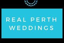 Real Perth Weddings / Showcasing a selection of Real Perth Weddings to inspire and delight you.