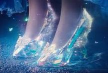 Cinderella / Why?.... Because, well it's Cinders and I love shoes!