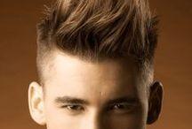 MENS HAIR STYLES
