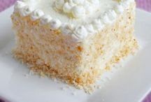 Baking / Baking recipes and ideas