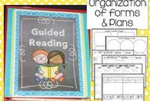 Guided Reading Tips and Tricks / Guided reading and small group lessons for kindergarten and first grade.   Phonics, word work, sight words, reading strategies, comprehension strategies, and writing activities are included on this board.