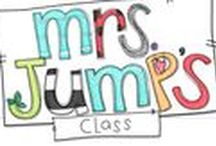 Mrs. Jump's Class / A collection of ideas from the Mrs. Jump'c Class blog written by Deanna Jump. Great ideas for any kindergarten or 1st grade teacher. Wonderful teaching resources for literacy, math, reading, writing, science, and more!