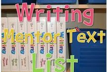 Writing / Writing lesson ideas for writers workshop in kindergarten and first grade.  Mini-lessons, mentor texts, and writing response activities will help your primary grade students with the writing craft!