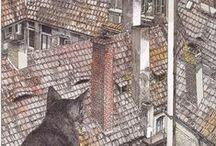Cats: Prints & Illustrations II