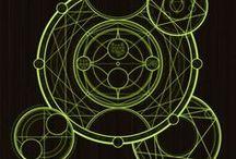 runes, symbols itp
