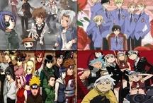 Good Anime and Manga / by Scotlyn Rhyne