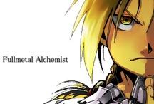 Fullmetal Alchemist / by Scotlyn Rhyne
