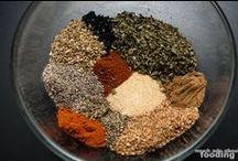 MAAF Recipes - Sauces/Seasonings