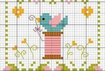 embrioidery: birds DIY