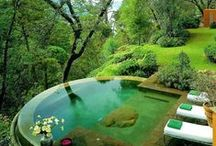 Beautiful Pools / Some beautiful pools for all of us to enjoy!