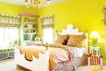 Georgia's bedroom