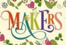 #MadMadMakers / A showcase of items from this amazing group of designers, artists and crafters. Long live the Handmade Revolution. www.MadMadMakers.com #MadMadMakers #MMMakers / by Mad Mad Makers