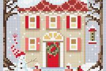 embrioidery: Christmas DIY