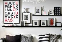 Decorate with Photography / Taking interior decor photography to a whole new level and at all the right angles!