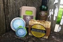 Home Made Bath and Body Products