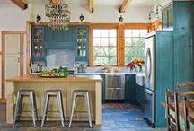 Kitchen & Entrance Ideas
