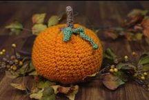 Thanksgiving, Fall and Pumpkin