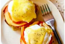Breakfast at Diama's / Rise and shine with these breakfast ideas.