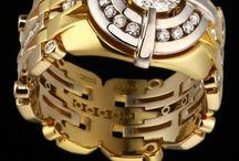 Men's style Ring / Dopľnky