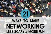 Networking / #networking tips, tricks, ideas and suggestions #business