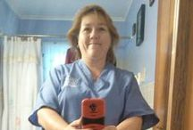 UMA Scrubbies / Share your selfie in your scrubs with us!