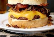 Burger - raffiniert
