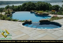 Deck and Patio Company Designs and Builders Long Island / Projects designed and built by Deck and Patio Company  Huntington Station New York